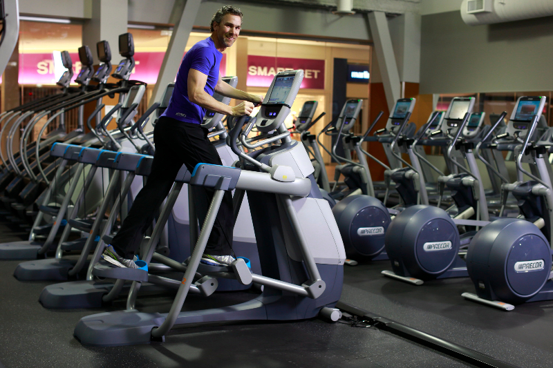 One of the Best Gyms in Surrey | Club 16 Trevor Linden Fitness